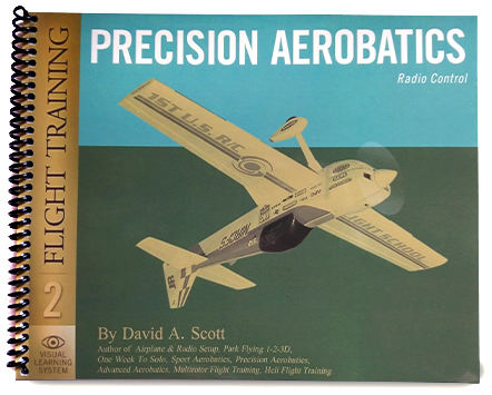 Precision Aerobatics Model Plane Flight Training Manual
