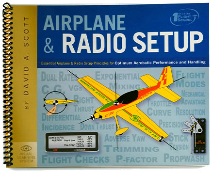 Airplane & Radio Setup Model Plane Training Manual