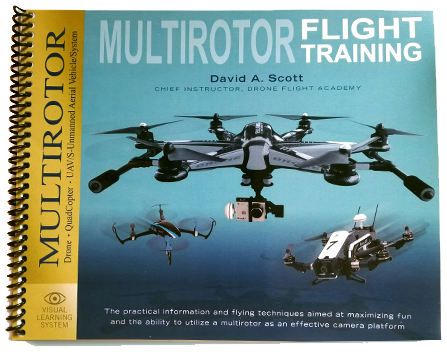 Multirotor Model Plane Flight Training Manual