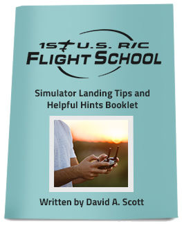 Simulator Landing Tips and Helpful Hints for Model Planes
