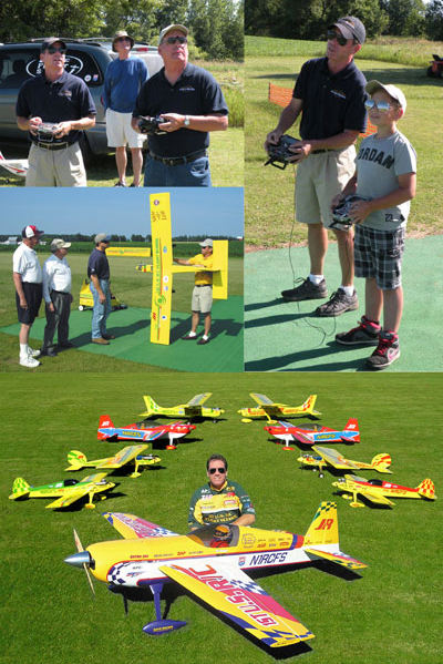 Model Plane Aircraft Flight School